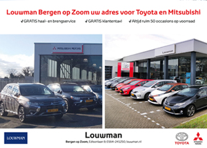 advertentie Louwman